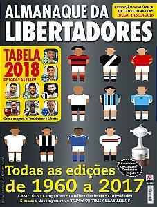 ALMANAQUE DA LIBERTADORES - EDIÇÃO 1 (2018)