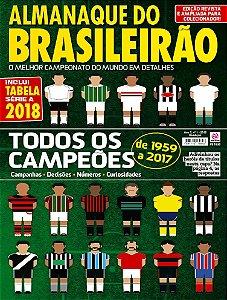 ALMANAQUE DO BRASILEIRÃO - EDIÇÃO 1 (2018)