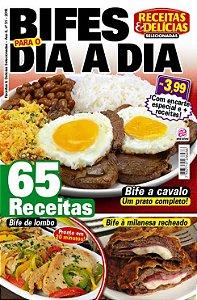 RECEITAS & DELÍCIAS SELECIONADAS - EDIÇÃO 31 - BIFES PARA O DIA A DIA (2018)