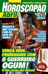 ALMANAQUE HOROSCOPÃO - EDIÇÃO 189 (2018)