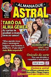 ALMANAQUE ASTRAL - EDIÇÃO 182 (2018)