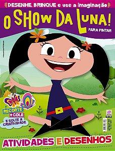 O SHOW DA LUNA! PARA PINTAR - EDIÇÃO 6 (2018)