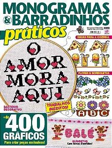 MONOGRAMAS & BARRADINHOS PRÁTICOS - EDIÇÃO 4 (2018)