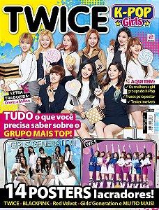 K-POP GIRLS - EDIÇÃO 2 - TWICE  (2018)