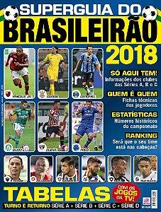 SUPERGUIA DO BRASILEIRÃO - EDIÇÃO 8 - BRASILEIRÃO 2018