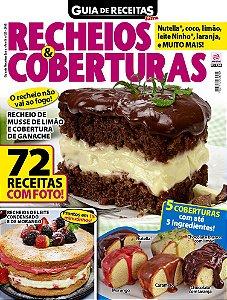 GUIA DE RECEITAS EXTRA - EDIÇÃO 25 - RECHEIOS E COBERTURAS (2018)