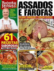 RECEITA MINUTO - EDIÇÃO 27 - ASSADOS E FAROFAS (2018)