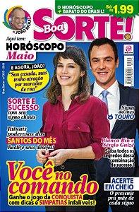 BOA SORTE - EDIÇÃO 355 (2018)