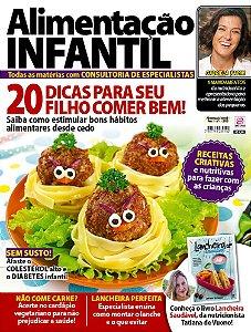 ALIMENTAÇÃO INFANTIL - EDIÇÃO 1 (2018)