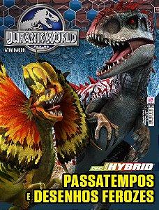 JURASSIC WORLD ATIVIDADES - EDIÇÃO 5 (2018)