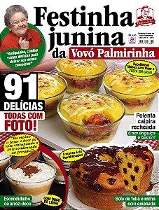 FESTINHA JUNINA DA VOVÓ PALMIRINHA - EDIÇÃO 1 (2018)