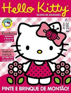 HELLO KITTY REVISTA DE ATIVIDADES - EDIÇÃO 3 (2018)
