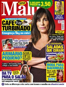 KIT MALU SEMANAL - ABRIL 2018 (4 REVISTAS)