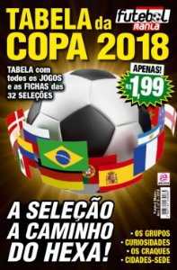 FUTEBOL MANIA - EDIÇÃO 9 - COPA 2018