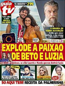 GUIA DA TV - EDIÇÃO 580 - MAIO 2018