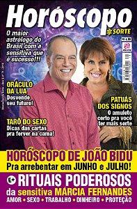 HORÓSCOPO & SORTE - EDIÇÃO 71 (2018)