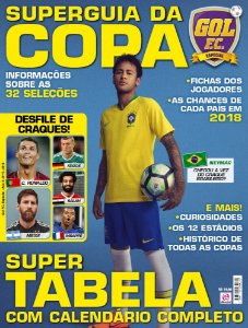 GOL F.C. ESPECIAL - EDIÇÃO 5 - COPA 2018