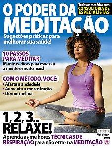 O PODER DA MEDITAÇÃO - EDIÇÃO 7 (2018)