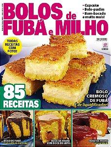 BOLOS DE FUBÁ E MILHO - EDIÇÃO 2 (2018)