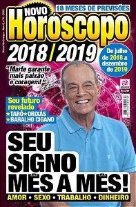 NOVO HORÓSCOPO - EDIÇÃO 6 (2018)
