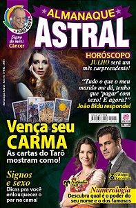 ALMANAQUE ASTRAL - EDIÇÃO 185 (2018)