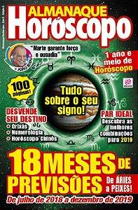 ALMANAQUE HORÓSCOPO - EDIÇÃO 5 (2018 E 2019)