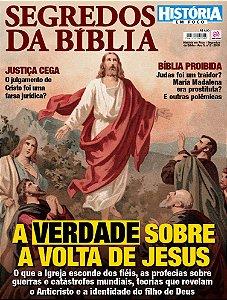 HISTÓRIA EM FOCO - SEGREDOS DA BÍBLIA - EDIÇÃO 5 (2018)