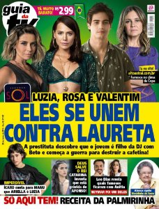 GUIA DA TV - EDIÇÃO 587 - JUNHO 2018
