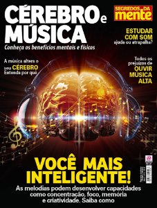 SEGREDOS DA MENTE - CÉREBRO E MÚSICA - EDIÇÃO 4 (2018)
