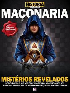 HISTÓRIA EM FOCO MAÇONARIA - EDIÇÃO DE COLECIONADOR - EDIÇÃO 2 (2018)
