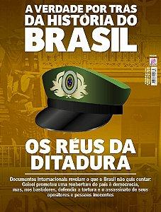 A VERDADE POR TRÁS DA HISTÓRIA DO BRASIL - EDIÇÃO 10 (2018)