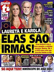 GUIA DA TV - EDIÇÃO 588 - JULHO 2018