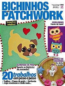 BICHINHOS EM PATCHWORK - EDIÇÃO 3 (2018)