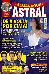ALMANAQUE ASTRAL - EDIÇÃO 186 (2018)