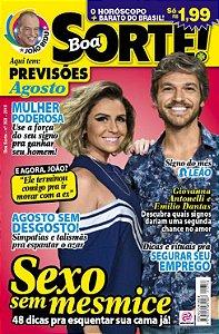 BOA SORTE - EDIÇÃO 358 (2018)