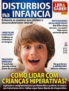 LER & SABER MAIS - EDIÇÃO 5 - DISTÚRBIOS NA INFÂNCIA (2018)