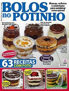 BOLOS NO POTINHO - EDIÇÃO 1 (2018)