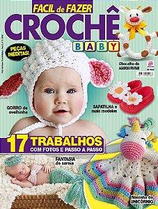 FÁCIL DE FAZER CROCHÊ BABY - EDIÇÃO 3 (2018)