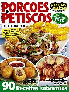 RECEITAS & DELÍCIAS SUPER - EDIÇÃO 39 - PORÇÕES & PETISCOS (2018)