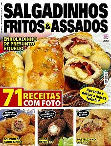 SALGADINHOS FRITOS & ASSADOS - EDIÇÃO 4 (2018)
