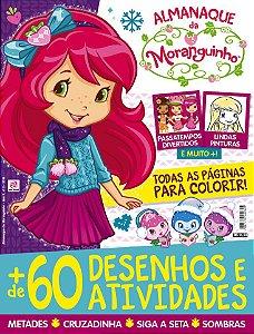 ALMANAQUE DA MORANGUINHO - EDIÇÃO 3 (2018)