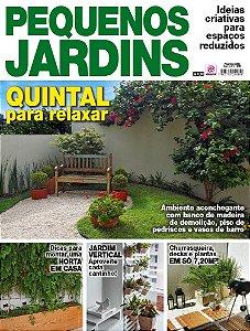 PEQUENOS JARDINS - EDIÇÃO 2 (2018)