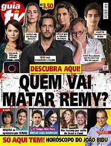 GUIA DA TV - EDIÇÃO 594 - AGOSTO 2018