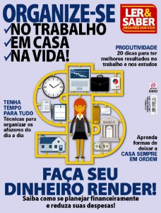LER & SABER - ORGANIZE SUA VIDA - EDIÇÃO 3 (2018)