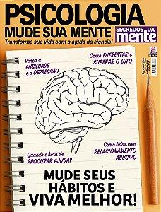SEGREDOS DA MENTE - PSICOLOGIA - MUDE SUA MENTE - EDIÇÃO 4 (2018)