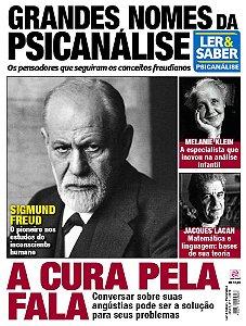 LER & SABER - PSICANÁLISE - EDIÇÃO 1 (2018)