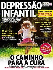 DEPRESSÃO INFANTIL - EDIÇÃO 1 (2018)