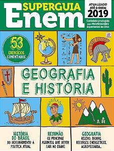 SUPERGUIA ENEM GEOGRAFIA E HISTÓRIA - EDIÇÃO 3 (2018)
