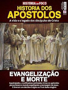 HISTÓRIA EM FOCO - HISTÓRIA DOS APÓSTOLOS - EDIÇÃO 4 (2018)