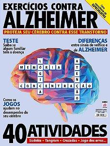 EXERCÍCIOS CONTRA ALZHEIMER - EDIÇÃO 5 (2018)
